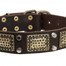 Vintage Halsband originell für Schäferhund