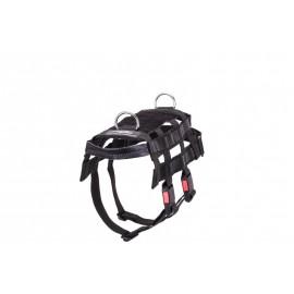 Schäferhund Hundegeschirr aus Nylon mit sicheren Zubehörteilen