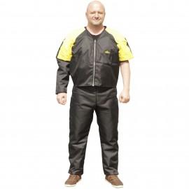 Bequemer wasserdichter Anzug für Schäferhundepflege