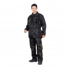 Wasserdichte leichte Nylon Jacke für Schäferhundetraining und Sport