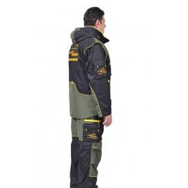 Bequeme Hose und Jacke für effektives Schäferhund-Training