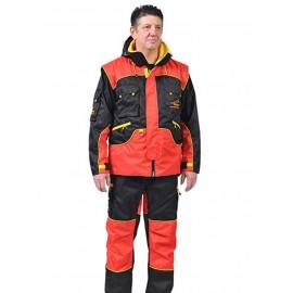 Sport Jacke und Sporthose für Schäferhund-Training und Dressur