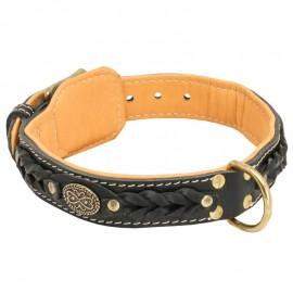 Luxus Halsband mit Polsterung für Deutschen Schäferhund