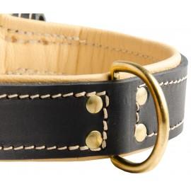 Luxus Dog Collar with Padding for German Shepherd