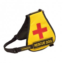 Kenndecke aus Nylon für Dienst- und Rettungshunde