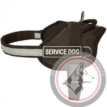 Reflective Tracking Dog Harness for Shepherd Dog