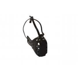 Leather Muzzle for Attack Trainings and Service, Every Day One