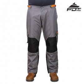 FDT Pro Dog Trainer Pants for Dog Sport and international Competitions