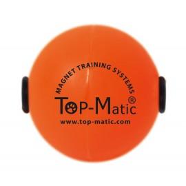 Technic-Ball mit Magnet Orange für Schäferhunde Innovativ