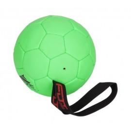 German Shepherd Green Inflatable Ball, 15 cm with Handle