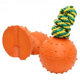Umweltsicherer Hundespielzeug Ball für Labrador für Wasser-Spiele