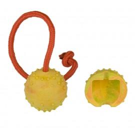 Multifunktioneller Gummi Hundeball für Schäferhunde, dauerhaft