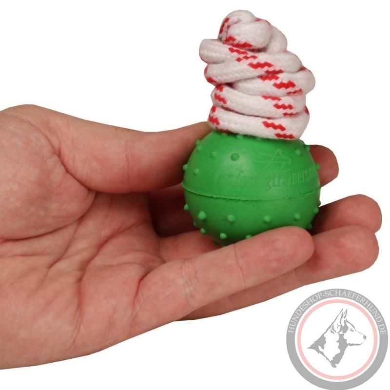 Hundespielzeug ball aus gummi f r sch ferhunde geeignet for Pool aus gummi