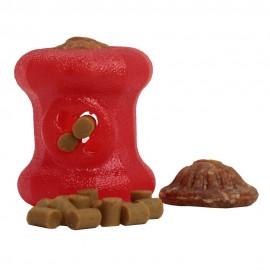 Spielzeug mit zwei Arten von Snacks für Schäferhund
