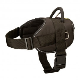 German Shepherd Harness of Nylon for Sport Life