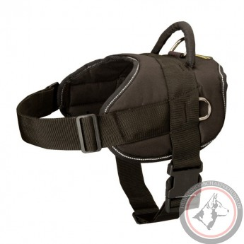 Hundegeschirr Nylon K9 mit originellem Design