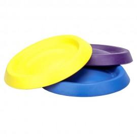 Qualitatives weiches Frisbee für Schäferhund für Wasser-Spiele