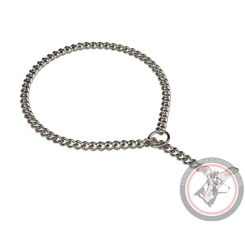 Leichtes Metall Hundehalsband F R Sch Ferhund Gegen