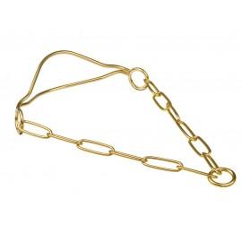 Bequemes Metall Halsband für Schäferhund, umweltsicher und einzigartig