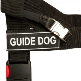 Assistenz Hunde Geschirr aus Nylon für Schäferhund