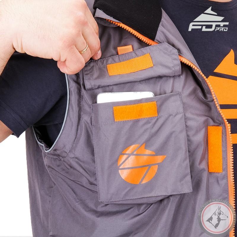 Training Jacke für Helfer online kaufen