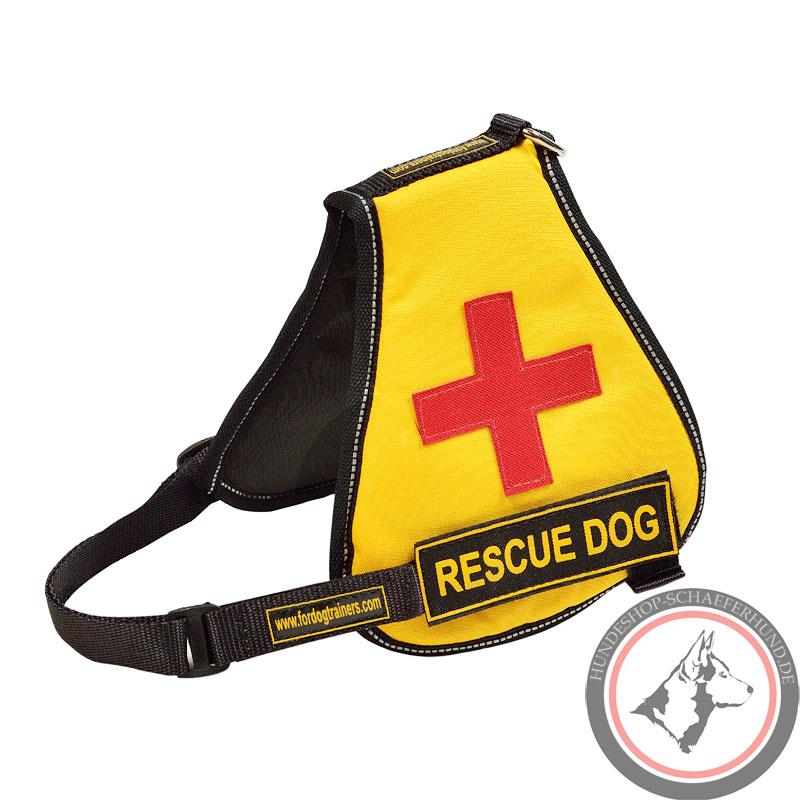 Nylon Kenndecke für Diensthunde