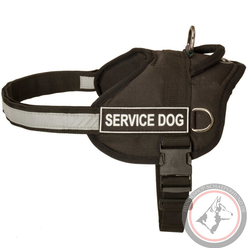 Nylon Hundegeschirr für Schäferhund